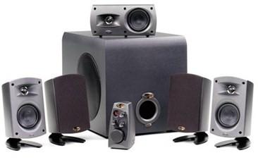 klipsch computer speakers. klipsch 5.1 my preferred pc speakers computer