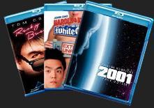 WB Blu-ray